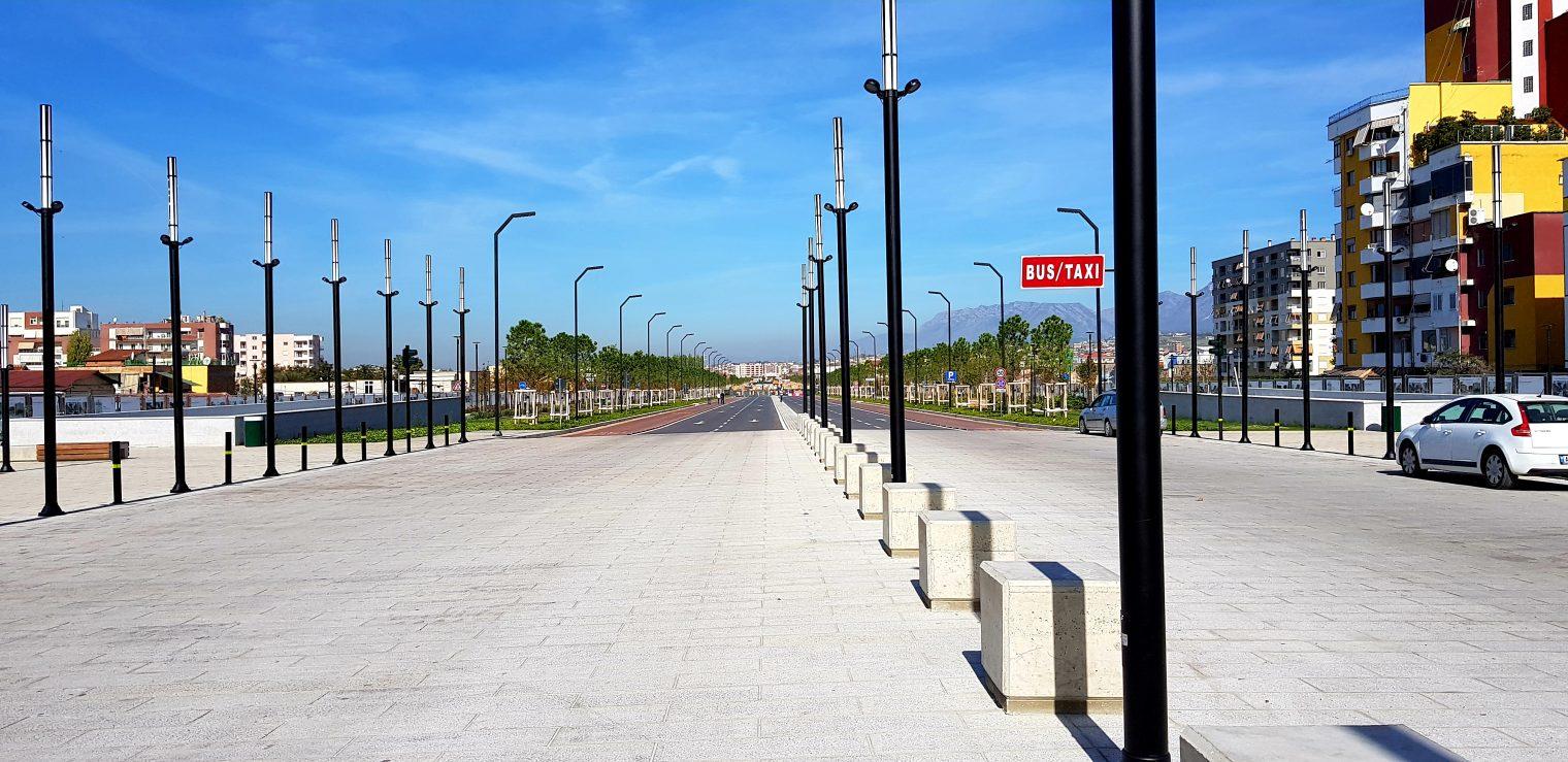 Bulevardi i ri, Tiranë